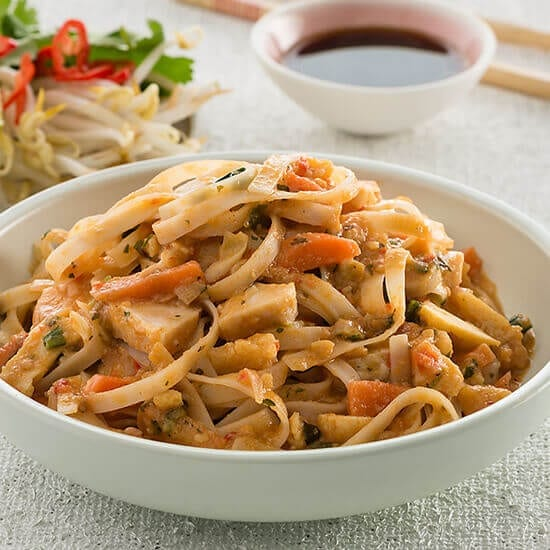 Chicken Pad Thai - Jenny Craig menu