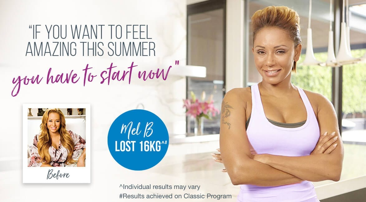 Get ready for Summer with Jenny Craig