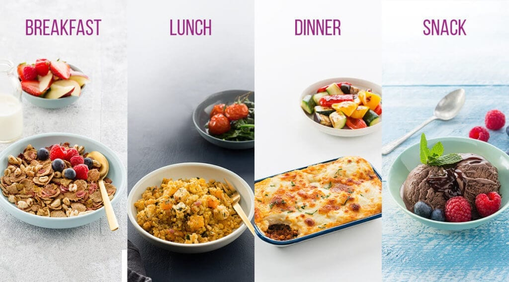 Discover the delicious weight loss menu items at Jenny Craig