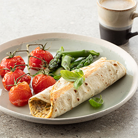 Omelette Wrap | Weight Loss Programs